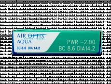 Air Optix Aqua (3Linsen)