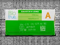 Biotrue ONEday for Astigmatism (30 Kontaktlinsen)