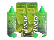 Pflegemittel Alvera 2x 350 ml