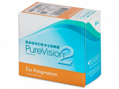 PureVision 2 for Astigmatism (6Linsen)