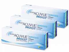 1 Day Acuvue Moist for Astigmatism (90Linsen)