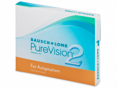 PureVision 2 for Astigmatism (3 Linsen)