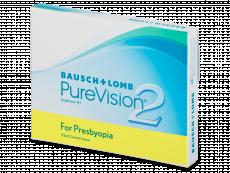 PureVision 2 for Presbyopia (3Linsen)