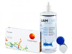 Proclear Sphere (6 Linsen) +Laim-Care400 ml