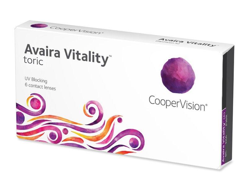 Avaira Vitality Toric (6 Linsen)
