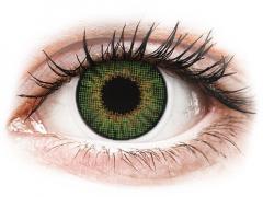 Air Optix Colors - Green - mit Stärke (2Linsen)