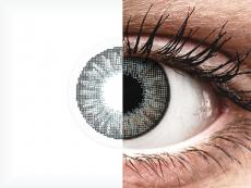 Air Optix Colors - Sterling Gray - mit Stärke (2Linsen)