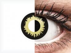 ColourVUE Crazy Lens - Eclipse - ohne Stärke (2 Linsen)