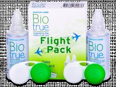 Biotrue 2 x 60 ml Flight Pack
