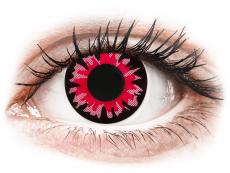 ColourVUE Crazy Lens - Volturi - ohne Stärke (2 Linsen)