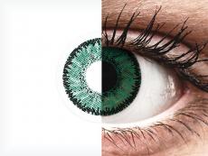 SofLens Natural Colors Amazon - mit Stärke (2 Linsen)