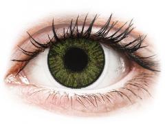 FreshLook ColorBlends Green - ohne Stärke (2 Linsen)
