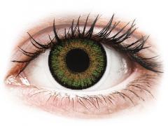 FreshLook One Day Color Green - ohne Stärke (10 Linsen)