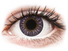 TopVue Color - Violet - ohne Stärke (2 Linsen)