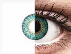 Air Optix Colors - Turquoise - mit Stärke (2Linsen)
