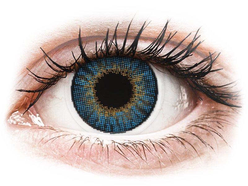Air Optix Colors - True Sapphire - ohne Stärke (2 Linsen)