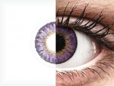 Air Optix Colors - Amethyst - mit Stärke (2Linsen)