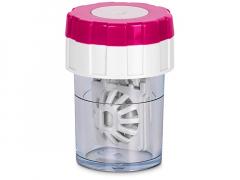 Rotationsbehälter - rosa