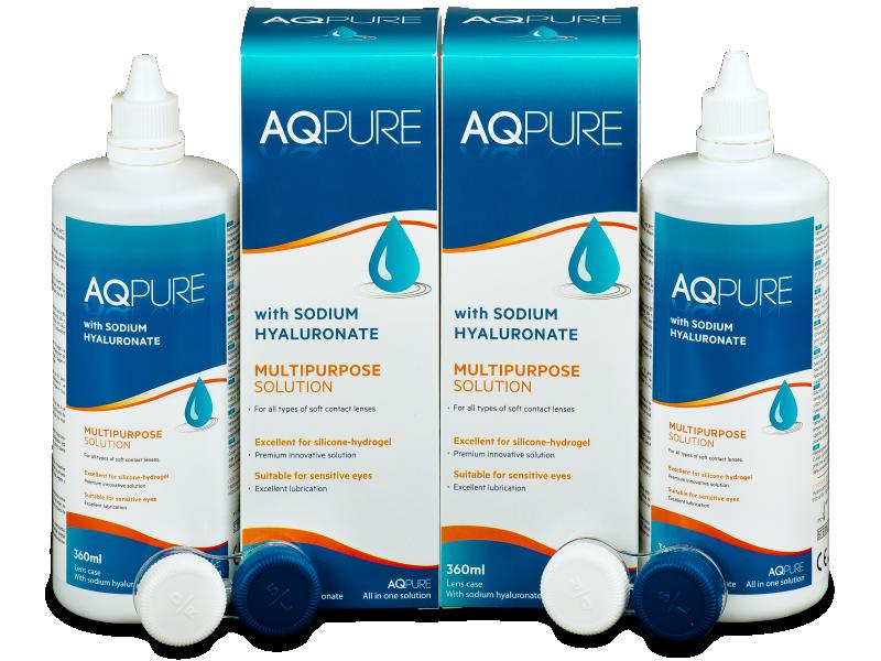 Pflegemittel AQ Pure 2x360ml