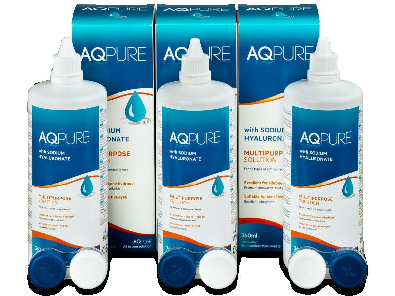 Pflegemittel AQ Pure 3x360ml