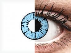 ColourVUE Crazy Lens - Blizzard - ohne Stärke (2 Linsen)