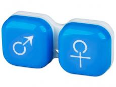 Behälter man&woman - blau