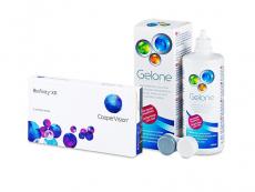 Biofinity XR (3 Linsen) + Gelone 360 ml