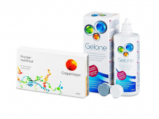 Proclear Multifocal (6 Linsen) + Gelone 360 ml