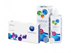 Biofinity (3 Linsen) + Gelone 360 ml
