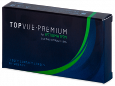 TopVue Premium for Astigmatism (3Linsen)