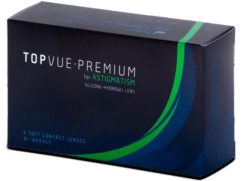 TopVue Premium for Astigmatism (6Linsen)