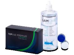 TopVue Premium for Astigmatism (6Linsen) +Laim-Care 400ml