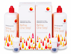 Pflegemittel Refine One Step 2x 360 ml