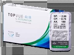 TopVue Air for Astigmatism (1Linse)