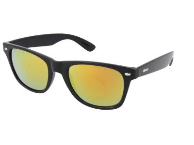Sonnenbrille Alensa Sport Black Orange Mirror
