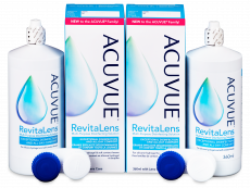 Acuvue RevitaLens Pflegemittel 2x 360 ml