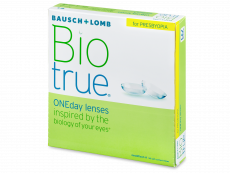 Biotrue ONEday for Presbyopia (90 Linsen)