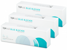 TopVue Blue Blocker (90 Linsen)