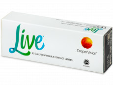 Live Daily Disposable (30 Linsen)