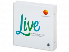 Live Daily Disposable (90 Linsen)