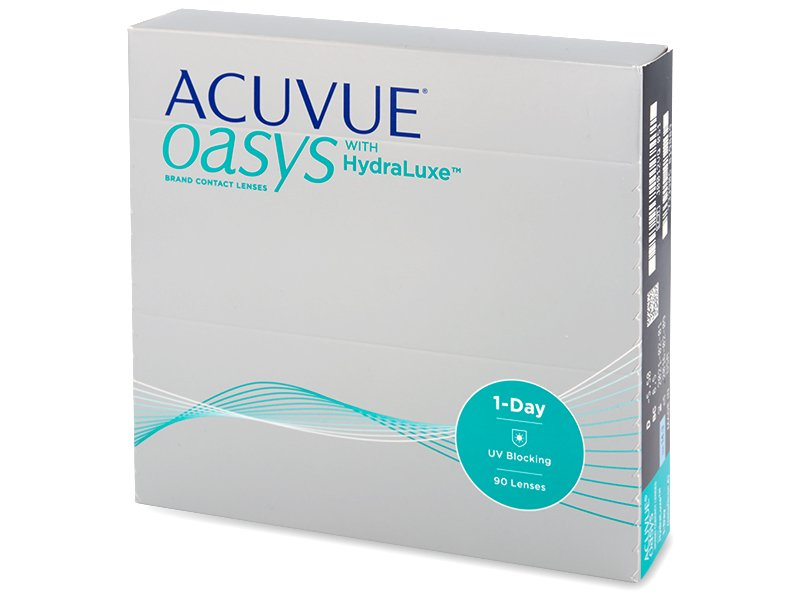 Acuvue Oasys 1-Day (90 Linsen)