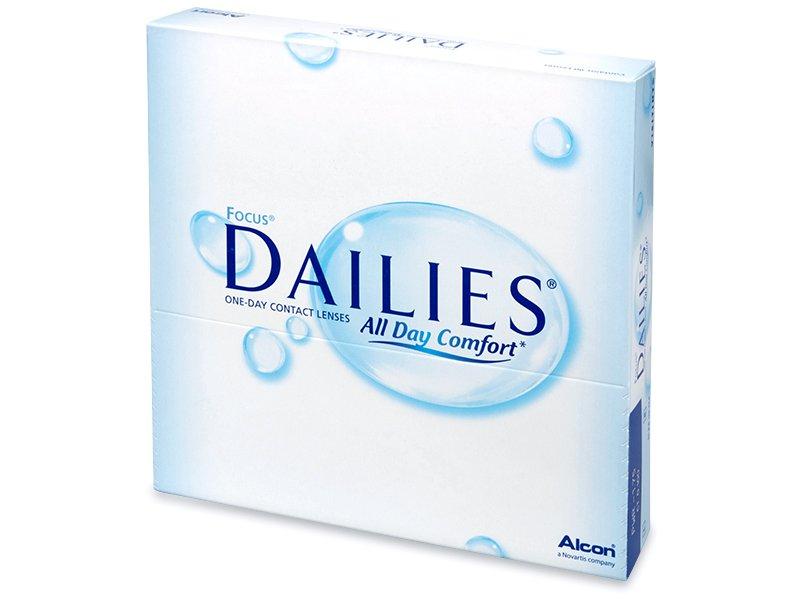 Focus Dailies All Day Comfort (90Linsen)