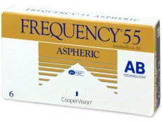 Frequency 55 Aspheric (6Linsen)