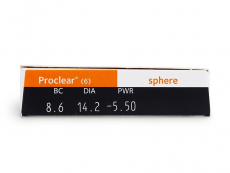 Proclear Sphere (6Linsen)