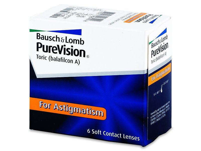 PureVision Toric (6 Linsen)
