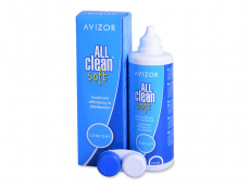 Pflegemittel Avizor All Clean Soft 350 ml