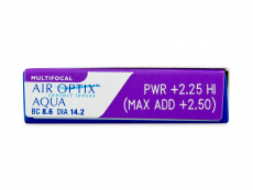 Air Optix Aqua Multifocal (3 Linsen)