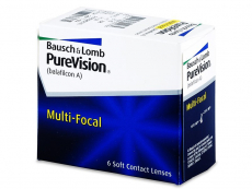 PureVision Multi-Focal (6 Linsen)