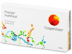 Proclear Multifocal (6 Linsen)